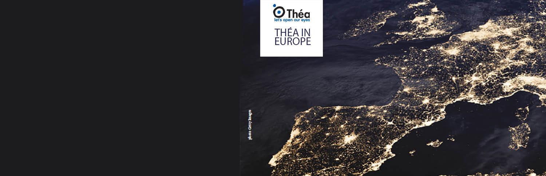 Théa, an international ambition