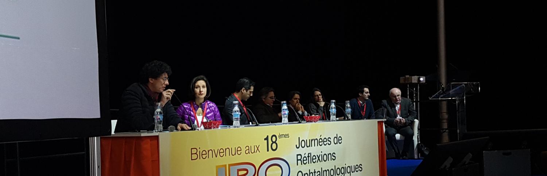 Théa reçoit 400 ophtalmologistes aux JRO