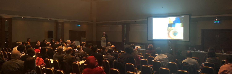 Théa UK – Conférence sur la cornée à Birmingham
