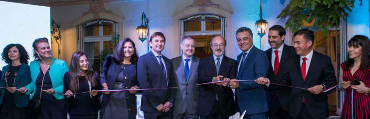 Théa opens its 27th subsidiary, Théa Chile