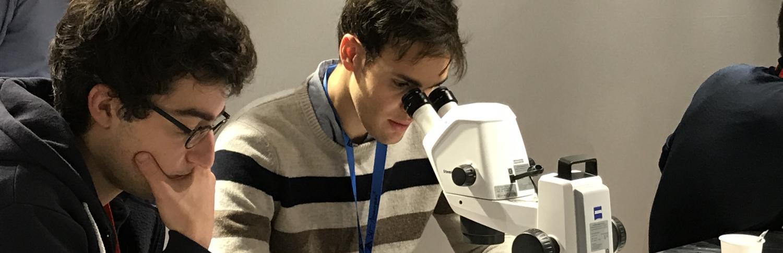 Ateliers DRY LAB auprès des jeunes ophtalmologistes