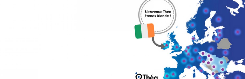 Une nouvelle filiale créée : Théa Pamex Irlande !