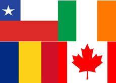 Théa Chili, Irlande, Roumanie et Canada