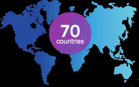 Théa around the world