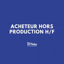Acheteur Hors Production H/F